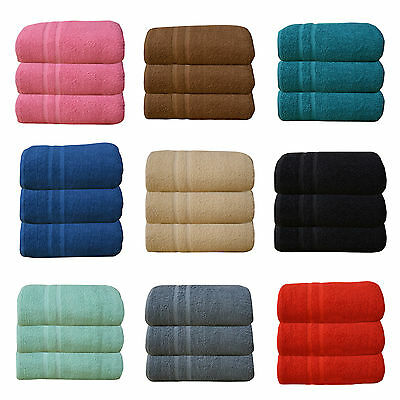 3X Large Jumbo Bath Sheets Big  Bargain Price  100% Cotton