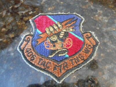 U.S.A.F. 406th Tactical Fighter Training Wing Patch.