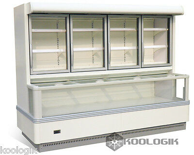 Refrigerated Display Cabinets - Multi Deck