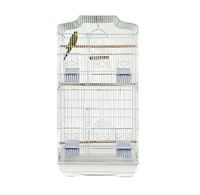 New St Lucia X Large Budgie Cockatiel Bird Parrot Cage *free* Happy Swing* 4886