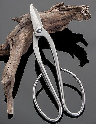 "Mu Tian Top Pruning Scissors 185 mm (7"") Bonsai Tools Manufactured  By Forging"