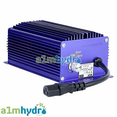 Lumatek 250W Watt Digital Dimmable Ballast For Grow Light Hydroponics
