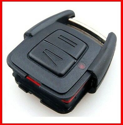 Vauxhall Opel Astra G Zafira Vectra  C Remote Key Fob Case 2 Buttons