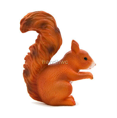 Mojo Fun 387031 Squirrel Standing - Realistic Forest Countryside Toy Replica NIP