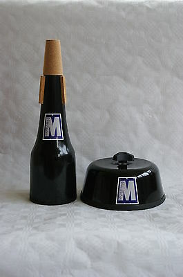 Tenor Horn Cup Mute / Straight Mute