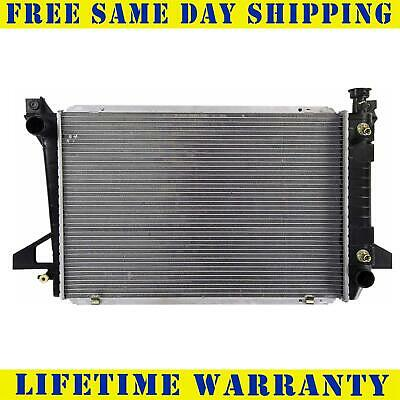Radiator For 1985-1995 Ford F150 Bronco 4.9L Lifetime Warranty Free Shipping