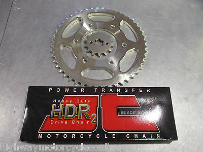 Yamaha Yzfr125 Yzf R 125 Yzfr 125 Quality Chain And Sprocket Kit Jt 08-2016