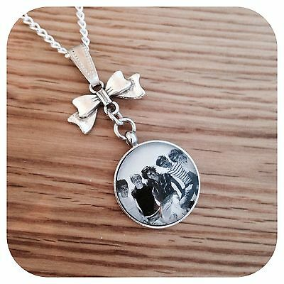 d necklace One**direction ** BOY ** 1D band round