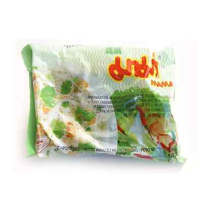 Mama Oriental Style Rice Vermicelli Clear Soup - 30 Packets