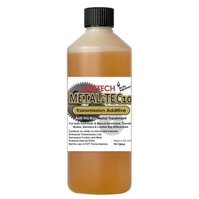 Whining Differential or Gearbox - Try AMETECH METAL-TEC10 Transmission Additive