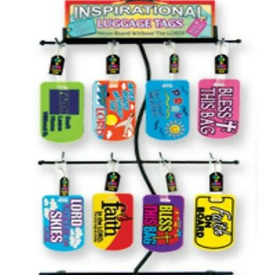 Inspirational Luggage Tags 8 styles to choose from
