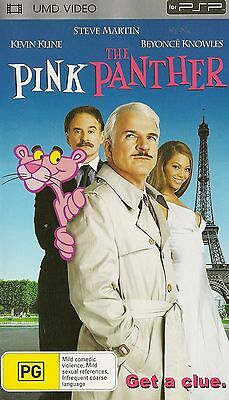 The Pink Panther Psp Umd Video Movie