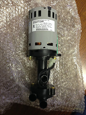 Scotsman Water Pump 12-2263-21, 12-2263,01, 7121-4058