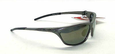 Polasports Fury Grey Polarized Sunglasses BRAND NEW