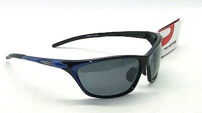 Polasports Fury Blue Polarized Sunglasses BRAND NEW