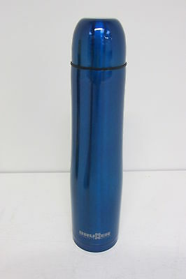 Flask 1 Litre Thermal Blue