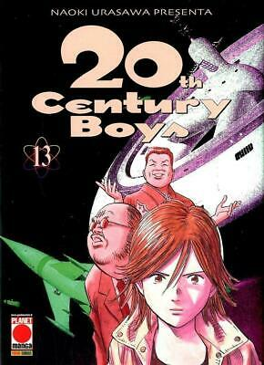20Th Century Boys 13 - Ristampa - Planet Manga Panini - Nuovo