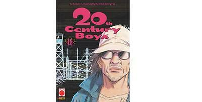 20Th Century Boys 18 - Ristampa - Planet Manga Panini - Nuovo
