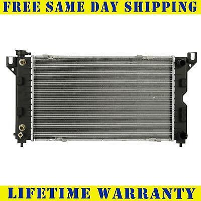 Radiator For 1996-2000 Chrysler Town & Country 1997-2000 Dodge Grand Caravan V6