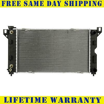Radiator For Crysler Dodge Fits Town Country Grand Voyager Caravan 1850
