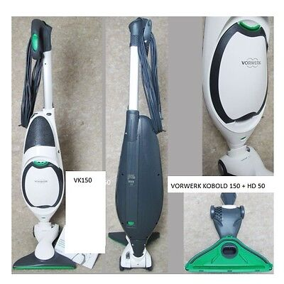 Aspirapolvere Vorwerk Folletto VK 150 con HD 50