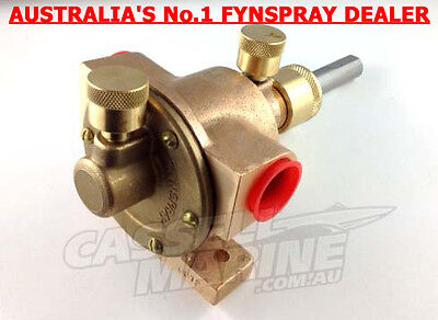 Fynspray Water Pump 3/4 Ski Inboard Boat NEW DESIGN AUS No.1 Fynspray Dealer