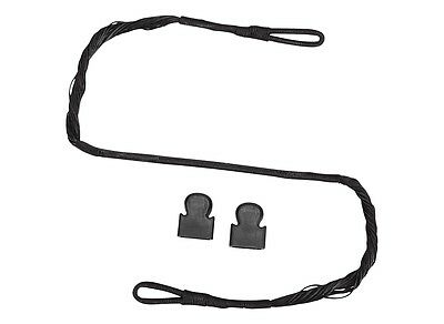 Replacement Crossbow String for 50lb 80lb 120lb 150lb 175lb with two End Caps