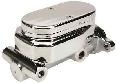 """CPP CHROME MCPV-1 MASTER CYLINDER FORD CHEVY STREET ROD 1 1//8/"""" BORE"""
