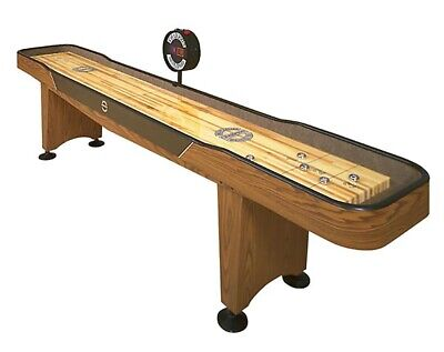 Champion Qualifier Shuffleboard Table - 9 ft.