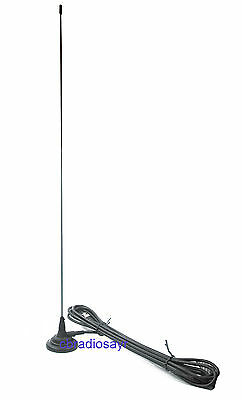 Sharman TX10 Deluxe Taxi Antenna Micro Mag Kit with Cable and BNC Connector