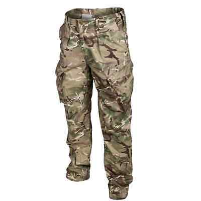 Genuine British Army Mtp Multicam Combat Trousers - Used - Pcs - Large Sizes