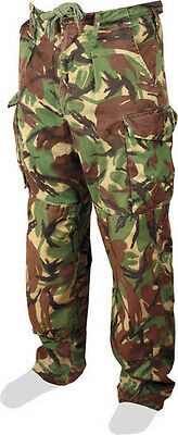 Genuine British Army Issue Dpm Camo Combat Trousers - New !!! - Large Sizes