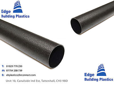 Cast Iron Effect Gutter and Downpipe Fittings - Black - castironeffect.co.uk