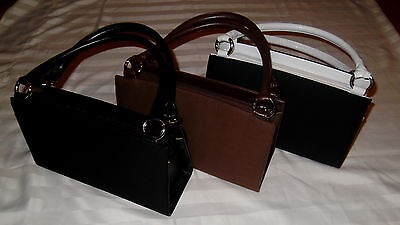 NEW Authentic Miche Classic Base Bag You Choose Color - Black Brown or White