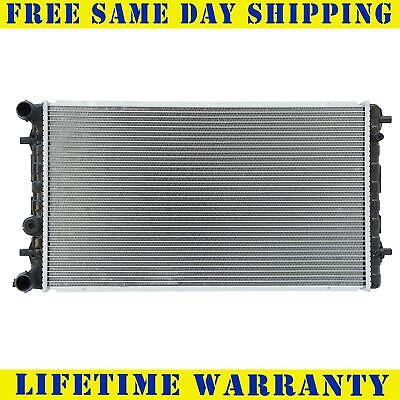 Radiator For 1998-2008 Volkswagen Beetle 4CYL 1.8L 1.9L 2.0L 5CYL 2.5L