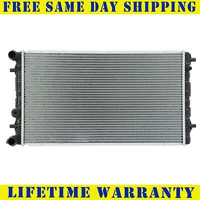 Radiator For VW Fits Beetle 1.8 1.9 2.0 2.5 L4 4Cyl L5 5Cyl 2241
