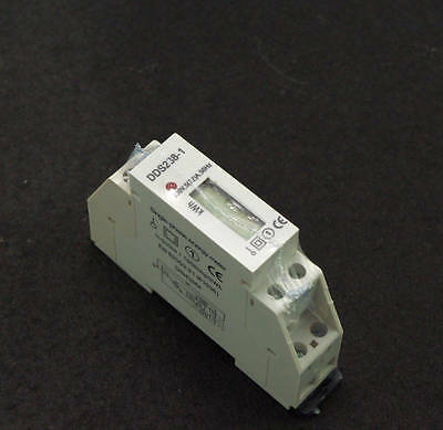 5(32A) Current 220VAC Single-phase DIN-rail type Kilowatt Hour kwh Meter 50hz