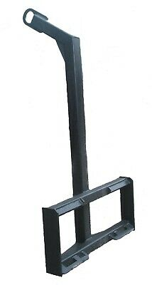 Bobcat Skid Steer Attachment Curved Tree Boom Also Have Straight Model Free Ship