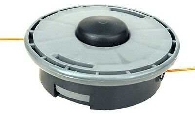 """Heavy Duty 6"""" Bump & Feed TRIMMER HEAD for Commercial Straight Shaft Trimmers"""