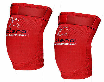 Islero Fitness Elbow Pads Guard Elasticated Support MMA Martial Arts Boxing UFC