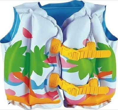Childs Tropical Swimming Vest Floating Aid 3 to 6 Years
