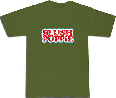 Slush Puppie Retro *Limited Edition* T-SHIRT S-XXL #Green