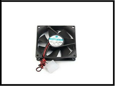 SUPER VENTILATEUR PC  80mm  SILENCIEUX COOLING FAN 80 mm  ENVOI DE FRANCE