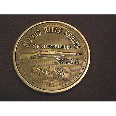 NRA Collectors Coin, M1903 Rifle Series