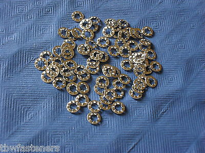 2.5mm INTERNAL SHAKEPROOF STAR WASHERS A2 STAINLESS STEEL M2.5  NEW PACK  25