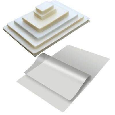 Laminating Laminator Pouches Sheets A3/a4 150/250 Micron- Free Delivery