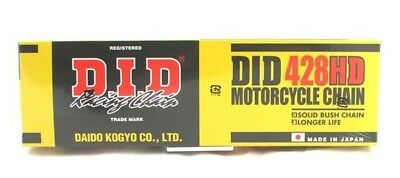 D.I.D Mx 428 HD 136 Link Dirt Bike DID Off Road Motocross Motorcycle Chain