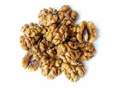 Organic Walnuts by Food To Live® (Raw, No Shell, Halves and Pieces, Bulk)