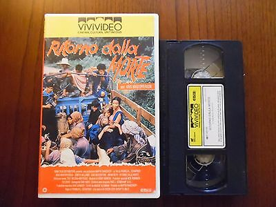 Ritorno dalla morte (Kris Kristofferson, JoBeth Williams) - VHS Vivivideo rara