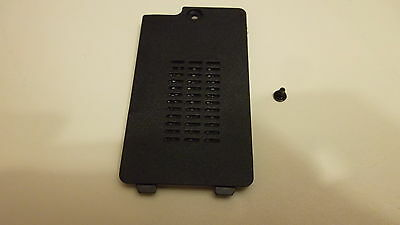 Used wan  cover door+ screw from Acer Aspire One D250-1538 netbook mini laptop